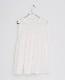 ●50%OFF Celeste dress off-white muslin 21SS ※無料ラッピング不可