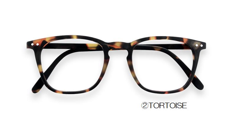 【大人サイズ】IZIPIZI SCREEN ブルーライトカット眼鏡/#E