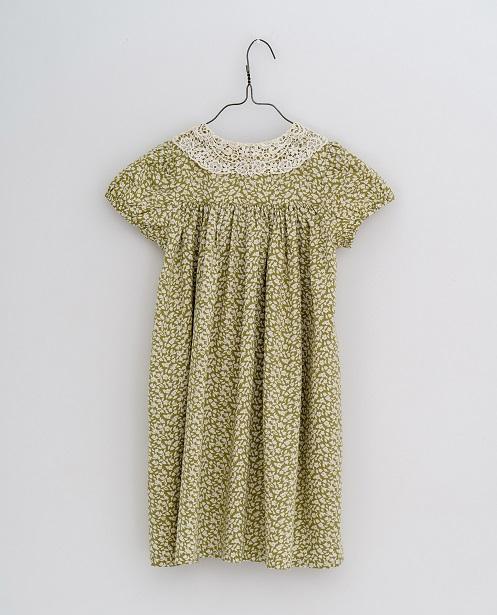 Alma dress blossom floral samphire 21SS ※無料ラッピング不可