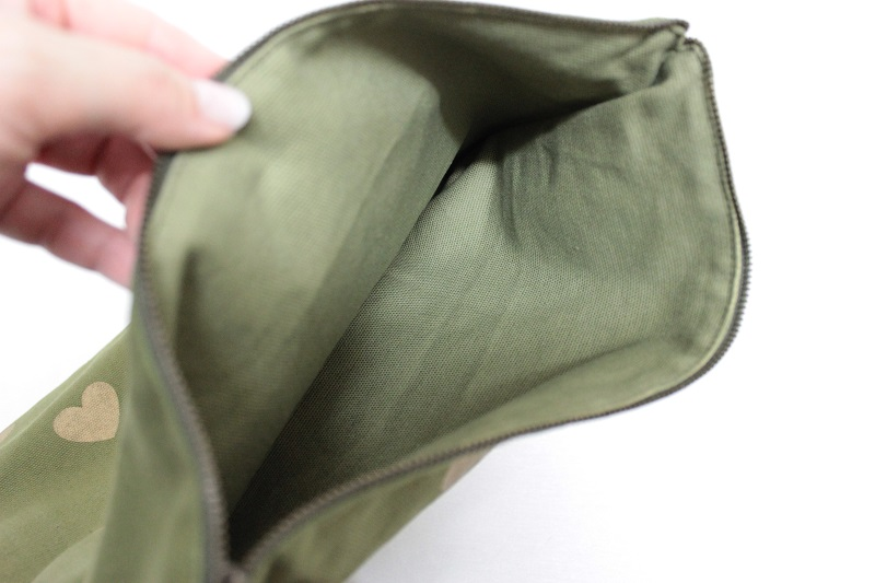 ★60%OFF★ arkakama アルカカマ Tassel Clutch Bag Ha-to KHAKI×GOLD