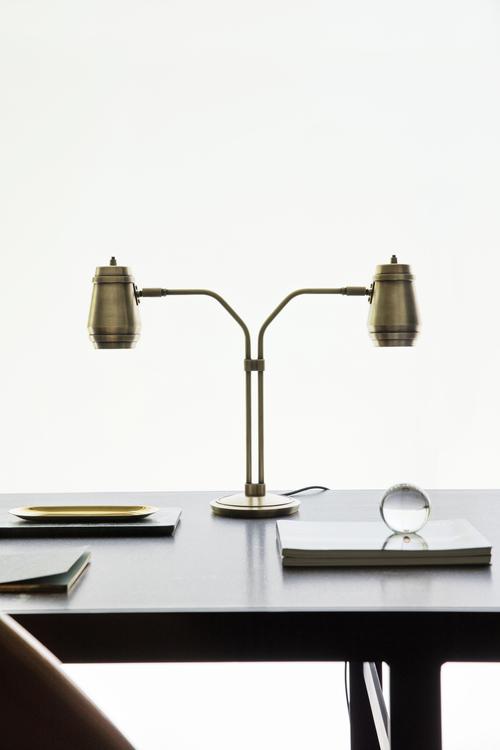Bert Frank/バートフランク/CASKテーブルライト