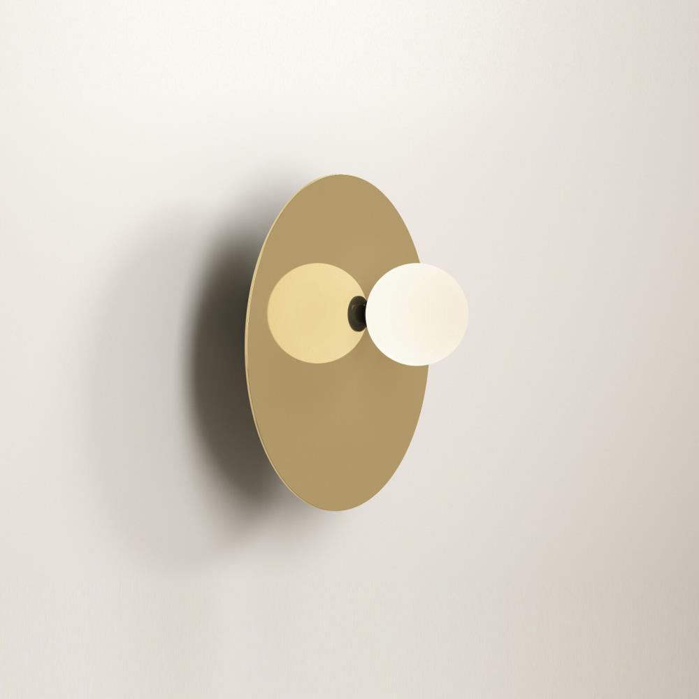 ARETI/Disc and Sphere Asymmetricウォールライト