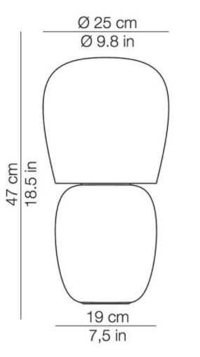 Kundalini/クンダリーニ/HIVEテーブルランプ