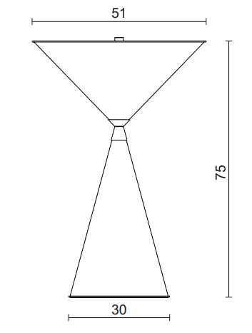 TATO/タト/ICONESテーブルライト