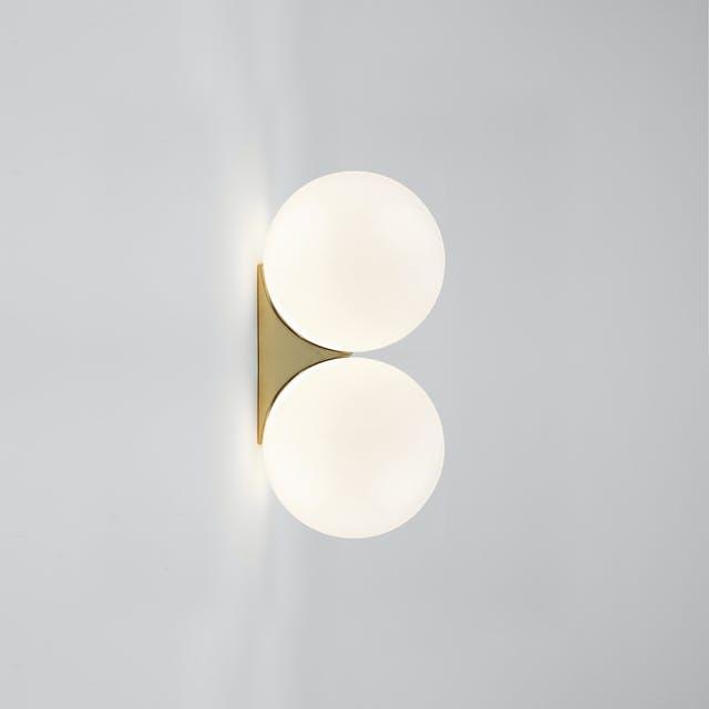 Michael Anastassiades/Brass Architectural DS150ウォールライト
