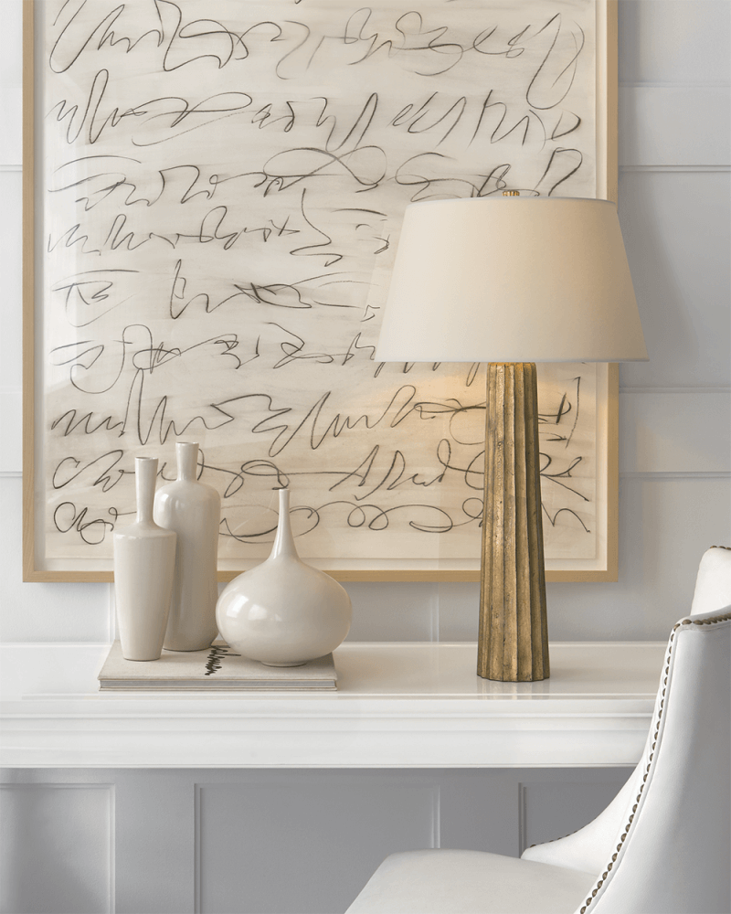 CIRCA LIGHTING/Fluted Spire Largeテーブルランプ