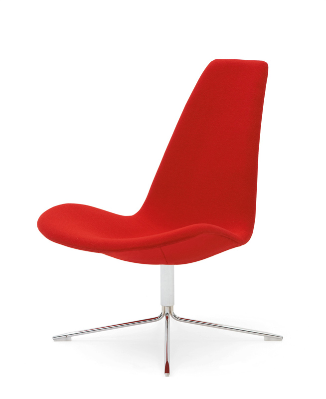 OFFECCT/オフェクト/スプーンハイアームチェア