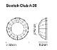Marset/マルセット/Scotch Club A30ウォールライト