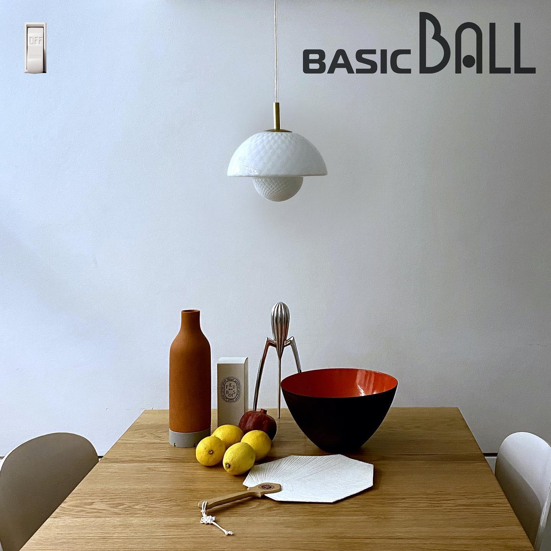 LIGHT4/Ball mixペンダントライト