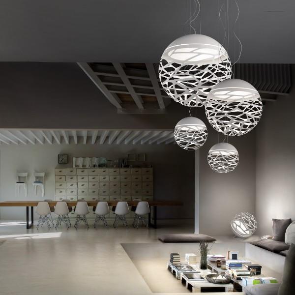 STUDIO ITALIA DESIGN/スタジオイタリアデザイン/KELLYペンダントボールランプ