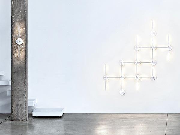 Flos/フロス-Light Spring Doubleウォールランプ