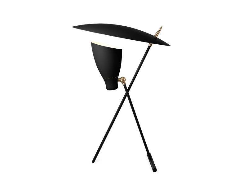 Warm Nordic/ウォームノルディック/Silhouetteテーブルライト