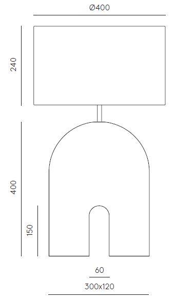 AROMAS/アロマス/HOMEテーブルライト