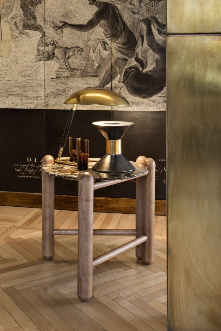 Gebruder Thonet Vienna GmbH/トーネット/HOLD ONサイドテーブル