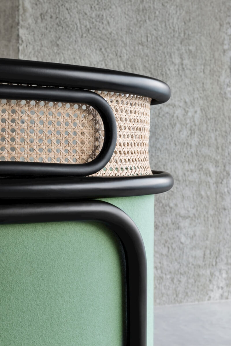 Gebruder Thonet Vienna GmbH/トーネット/TARGAラウンジチェア