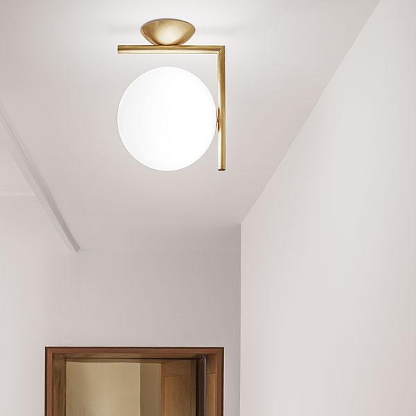 Flos/フロス/IC LIGHTS C/W1/C/W2ウォール/シーリングライト