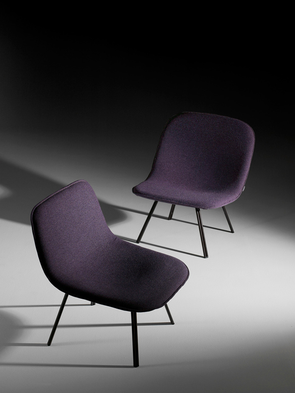 OFFECCT/オフェクト/PAL lowイージーチェア