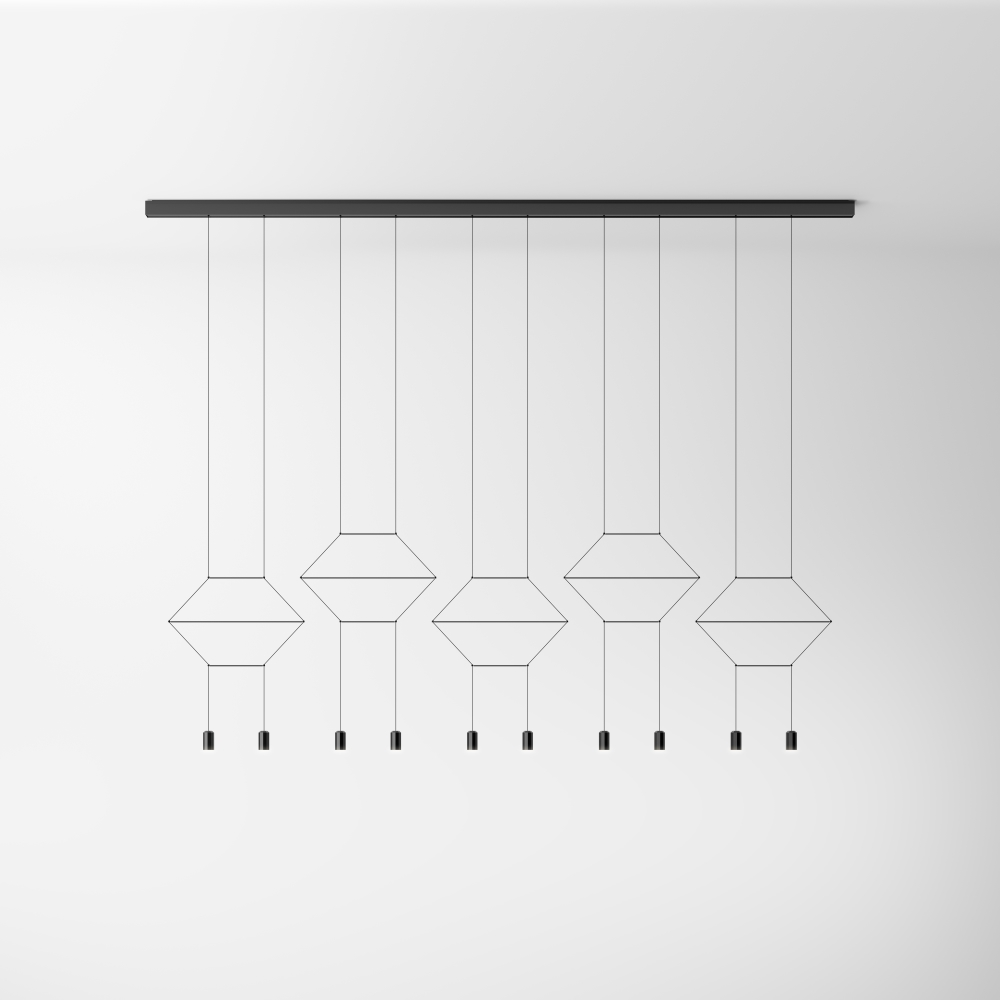Vibia/Wireflow Lineal0330ペンダントライト