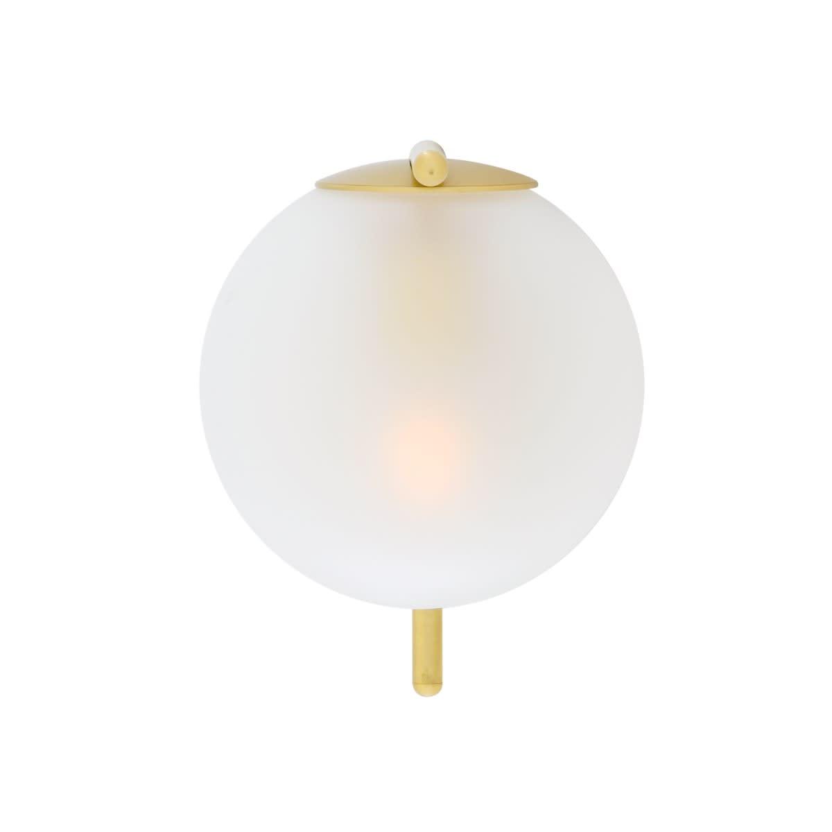 Mullan/MADISON GLASS BALLウォールライト