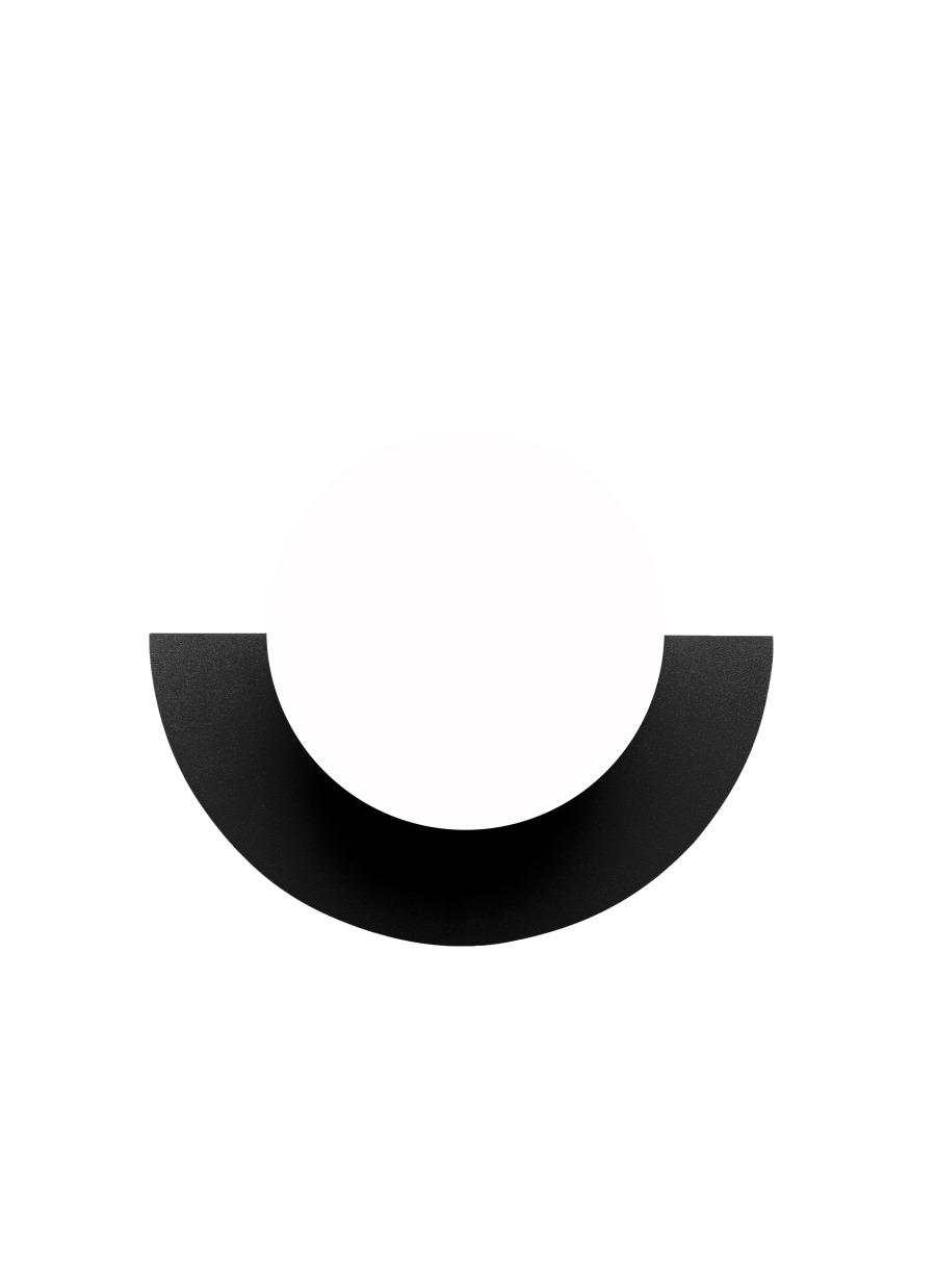 SWEDISH NINJA/C.LAMP BLACKウォールライト