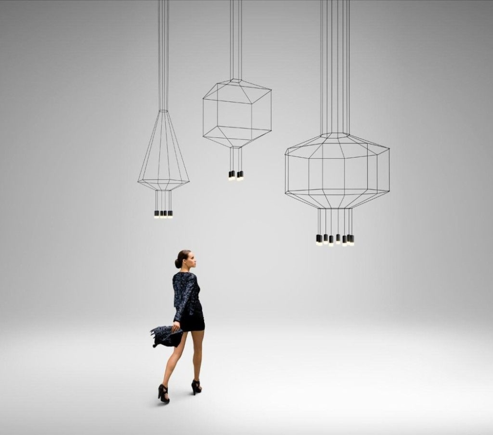 Vibia/Wireflow0299ペンダントライト