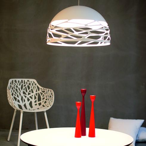 STUDIO ITALIA DESIGN/スタジオイタリアデザイン/KELLYドームペンダントランプ