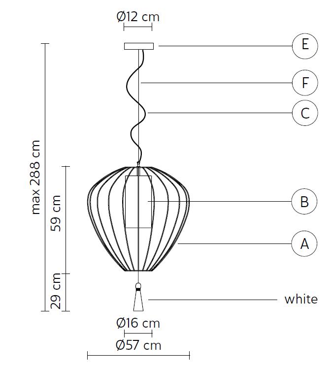 Karman/カーマン/CELLペンダントライト