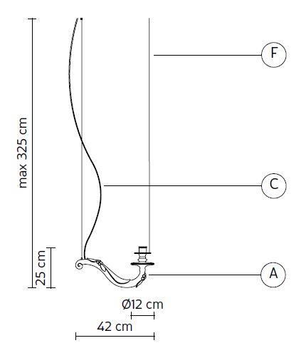 Karman/カーマン/DEJA-VU NUペンダントライト