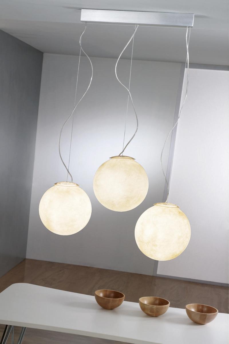 In-es artdesign/Tre luneペンダントライト