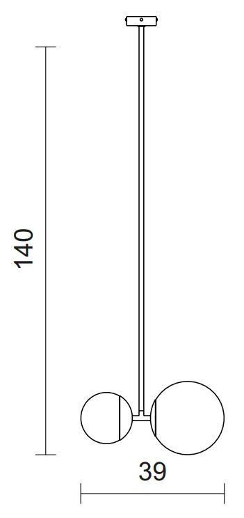 TATO/タト/BIBAシーリングライト