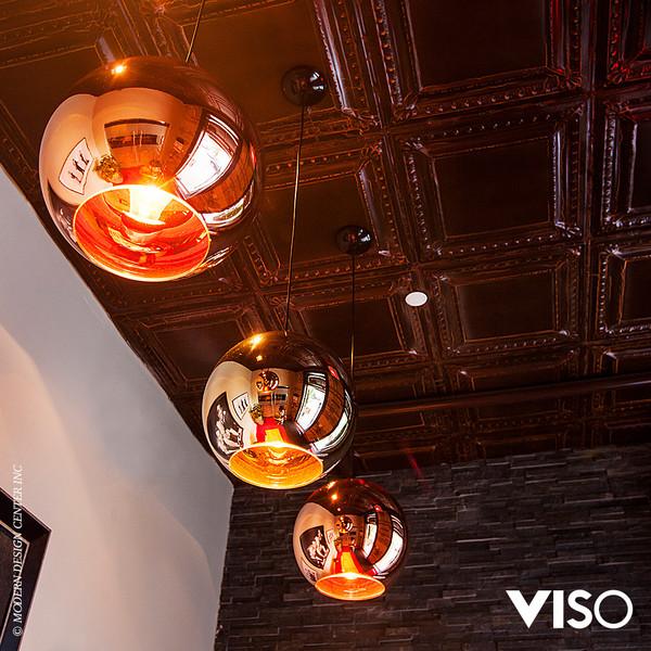 VISO/FORT KNOXペンダントライト