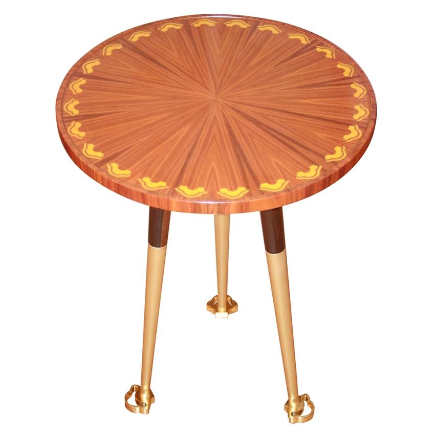 MALABAR/マラバル/サフロンサイドテーブル