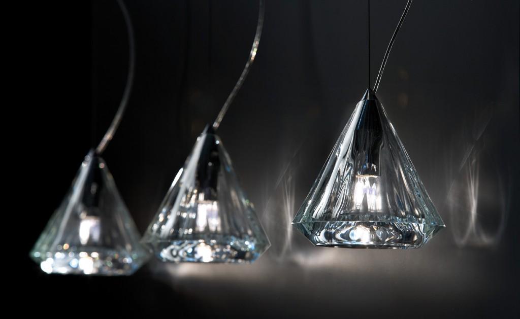 MOROSINI/モロジーニ/カラットペンダントランプ3灯