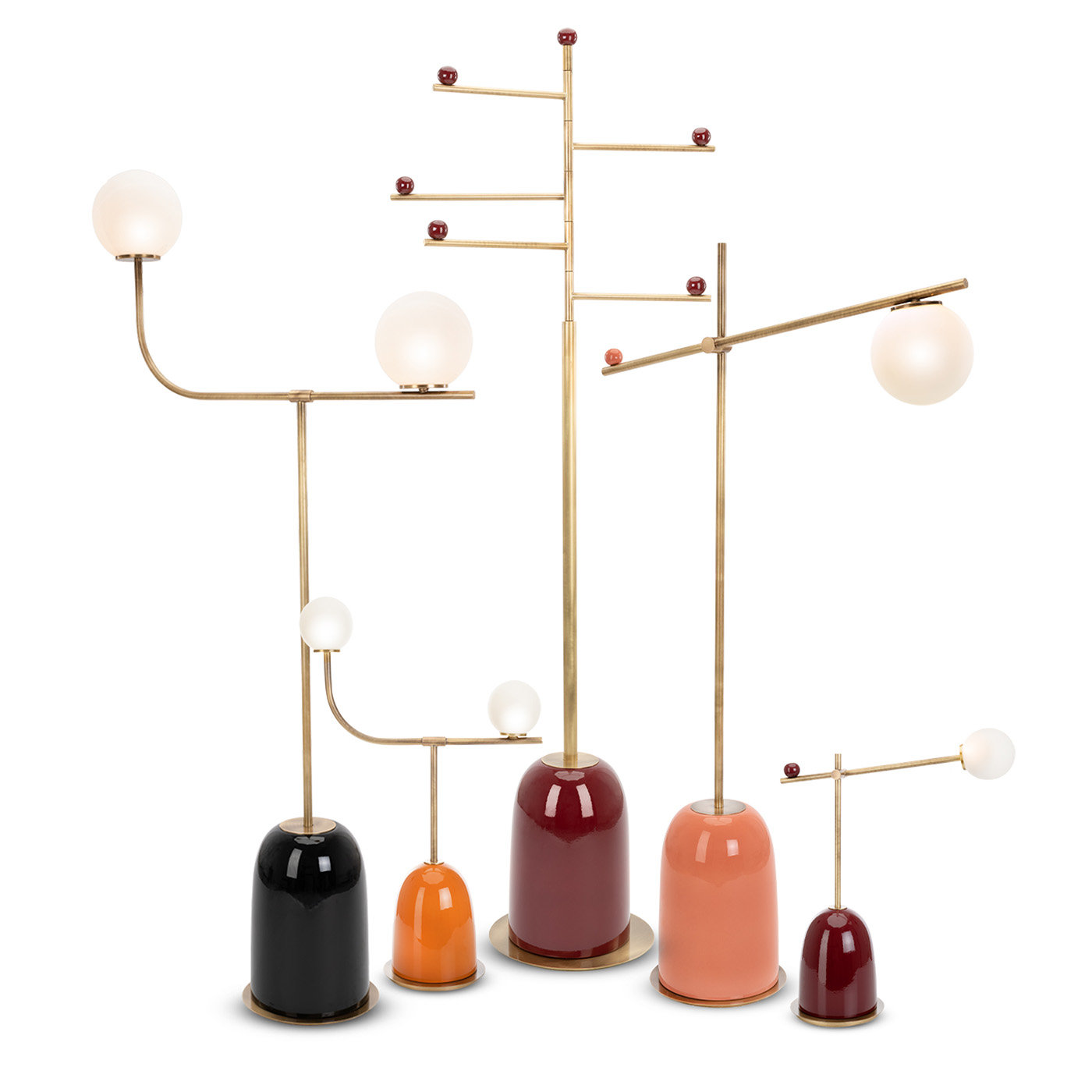 MARIONI/マリオーニ/PINS ARCHEDテーブルライト