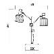 Bert Frank/バートフランク/RIDDLE DOUBLEテーブルランプ