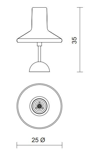TATO/タト/OLLYテーブルライト