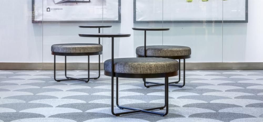 JOHANSON/ヨハンソン/shimaスツール+サイドテーブル65