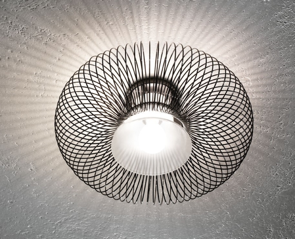 MOROSINI/モロジーニ/スプリングPL55シーリングランプ