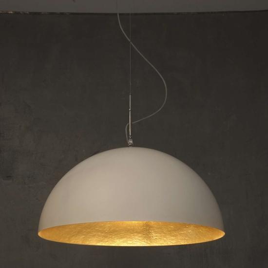 In-es artdesign/MEZZA LUNAコンクリートペンダントライト