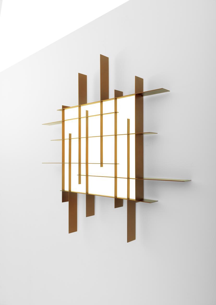 Metalarte/メタルアルテ/Mondrianウォールライト
