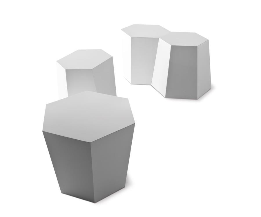Horm/Hexagon Legnoスツール