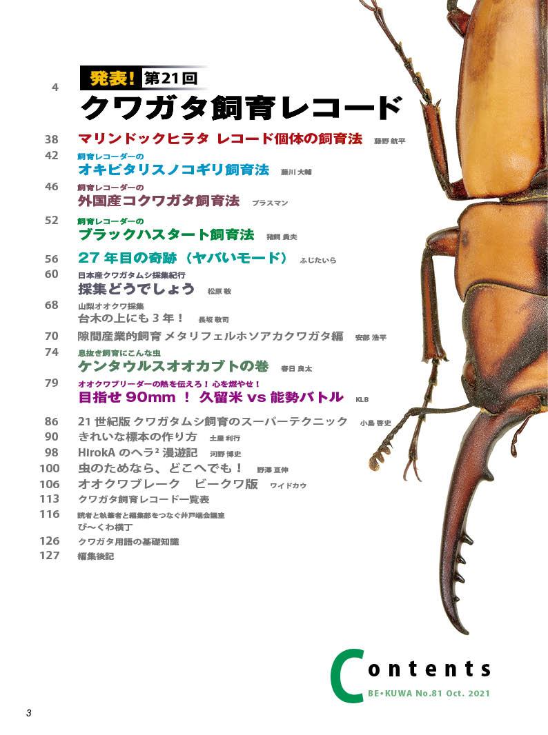 BE-KUWA NO.81