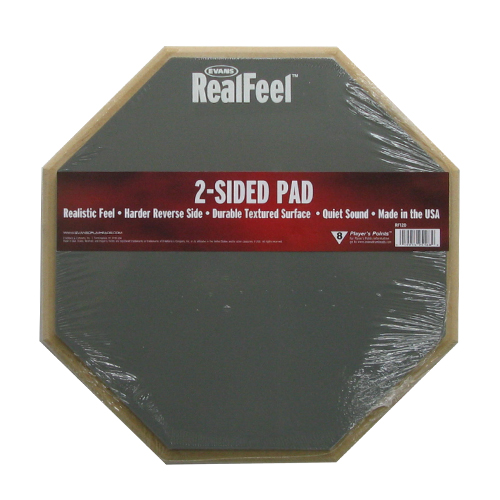 EVANS RealFeel 2-sided Speed & Workout Pad 12インチ RF12D