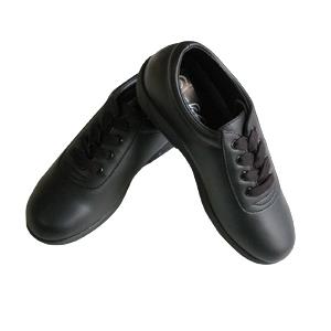 Style Plus インパクト マーチングシューズ ブラック
