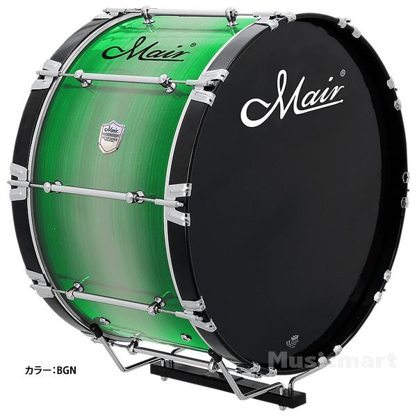 Mair ビクターシリーズ マーチングバスドラム