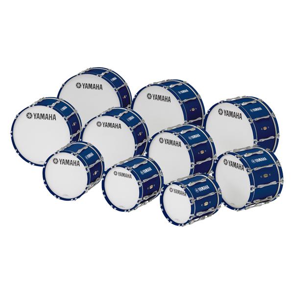 ヤマハ マーチングバスドラム MB-8300シリーズ 特注色