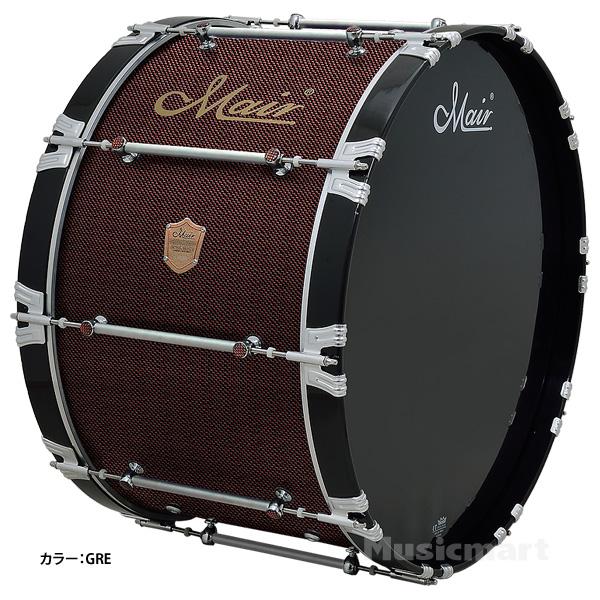 Mair ロイヤルシリーズ マーチングバスドラム