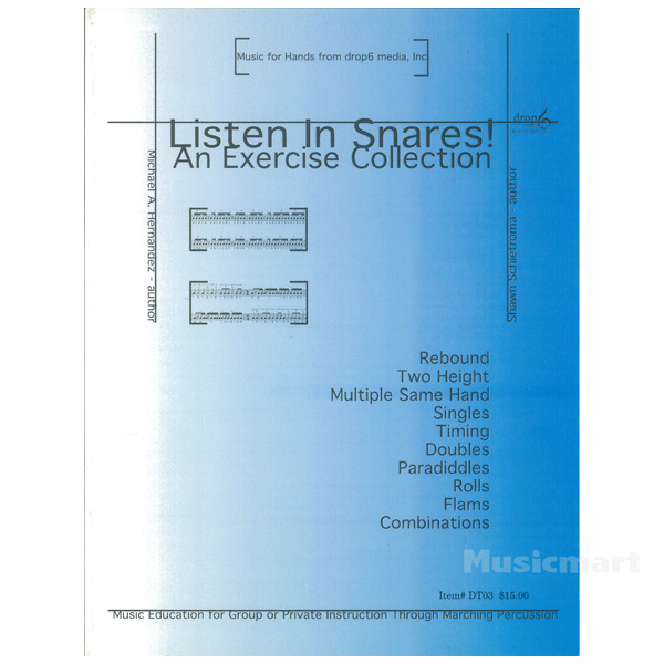 Listen In Snares! DT03