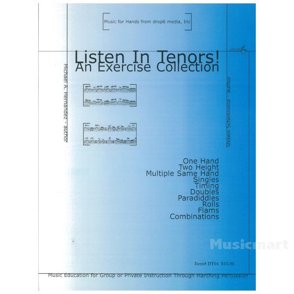 Listen In Tenors! DT04