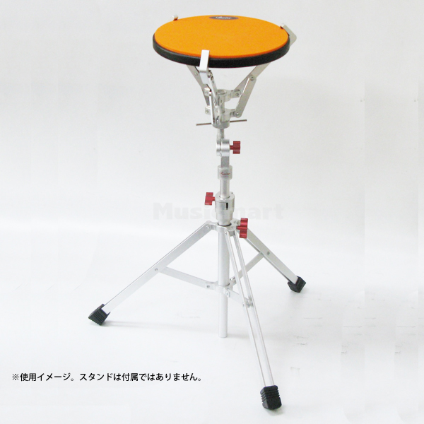 Raise Percussion プラクティスパッド SIPD-12OR